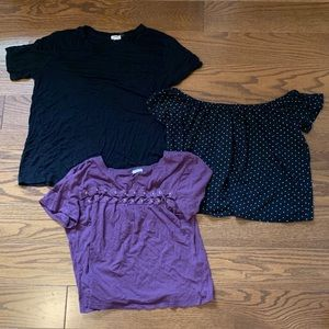 Garage T shirt Bundle / Lot